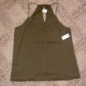 EXPRESS (Large) Olive Green Barcelona Cami 💚